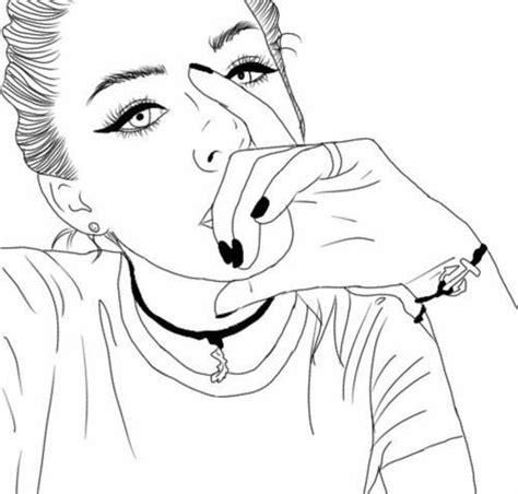 imagenes tumblr para dibujar a lapiz faciles resultado de imagen para fotos tumblr de chicas dibujadas
