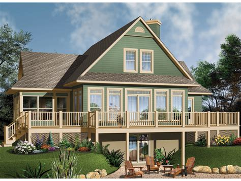 home plans and more crestwood lake waterfront home plan 032d 0686 house