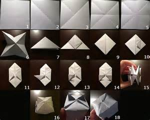How To Make Origami Cube Step By Step - paper cube string lights don t buy just diy