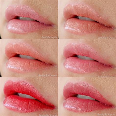 Koh Do Lip Gloss Rd103 6g essential ex tra lip gloss review swatches