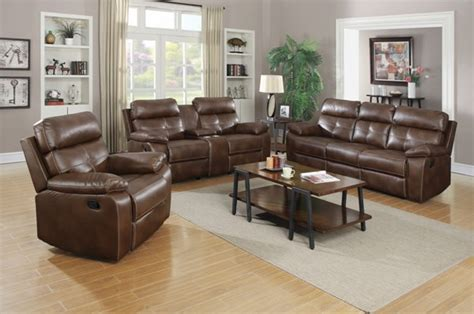 faux leather living room set damiano brown faux leather living room set living rooms