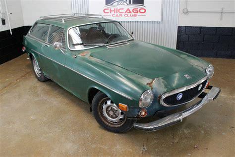 Volvo Chicago by 1973 Volvo 1800es Chicago Car Club