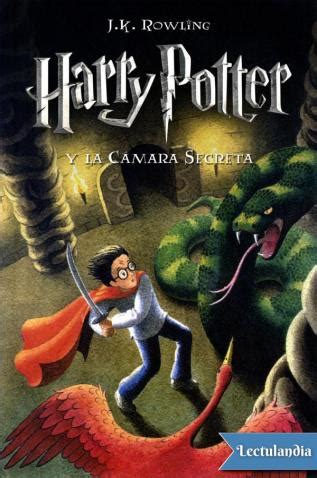 harry potter y la 8498380170 harry potter y la c 225 mara secreta j k rowling descargar epub y pdf gratis lectulandia