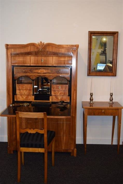 kirschbaum sekretär restaurierung antiquit 228 ten biedermeierm 246 bel bonn koblenz