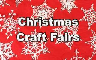 christmas craft fairs 2017 vancouver s best places