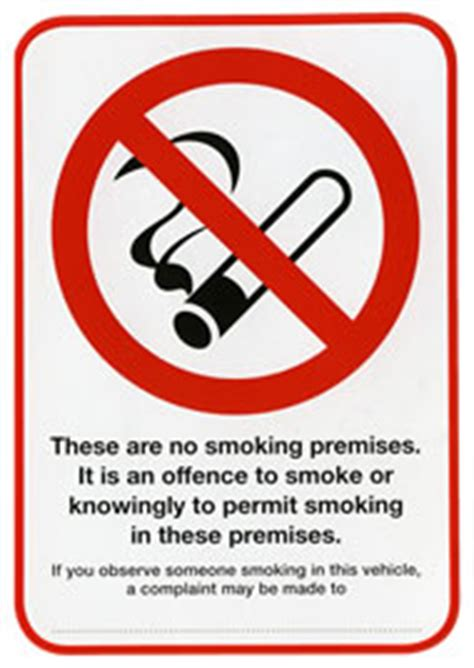 no smoking sign for vehicles no smoking signs designated smoking area label suppliers