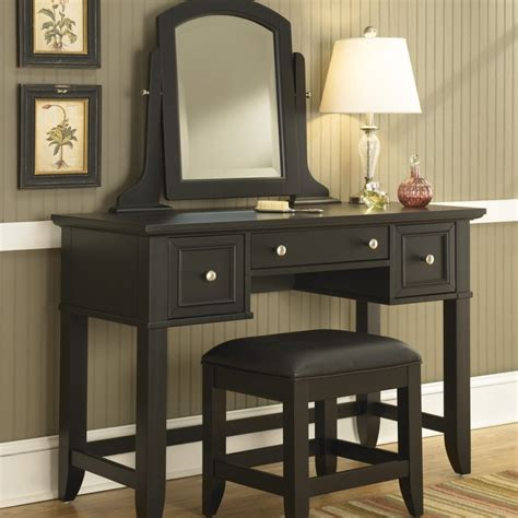 Oak Makeup Vanity Table Antique Oak Makeup Vanity Table Set W Mirror Mugeek Vidalondon