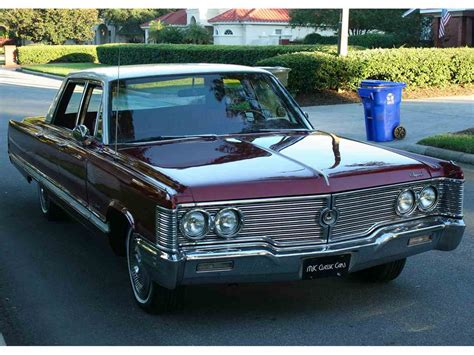 1968 Chrysler Imperial For Sale by 1968 Chrysler Imperial For Sale Classiccars Cc 1038348