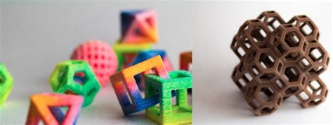 New 3D Printers Can Print Sweets With Futuristic Shapes
