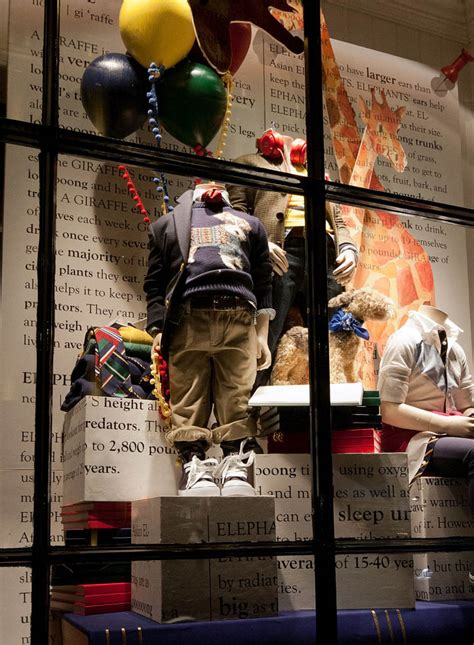 Retail Trends Ralph Polo by Ralph Windows 2015 Fall Uk 187 Retail