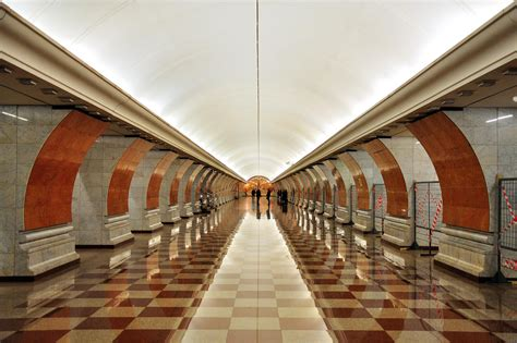 Beautiful Subway Stations by The Most Beautiful Subway Systems Around The World