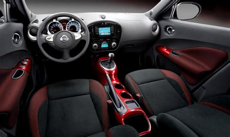 nissan juke interni photo