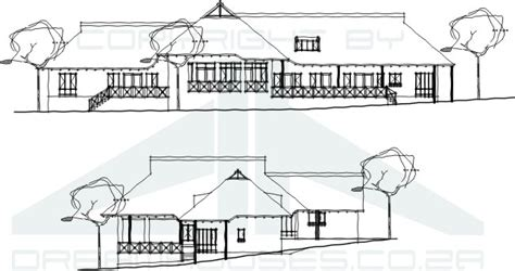 thatch house plans 24 stunning thatched house plans home plans blueprints 9793