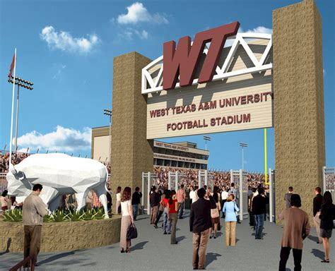Wtamu Mba Fall Payment Deadline by West A M Student Stadium Referendum
