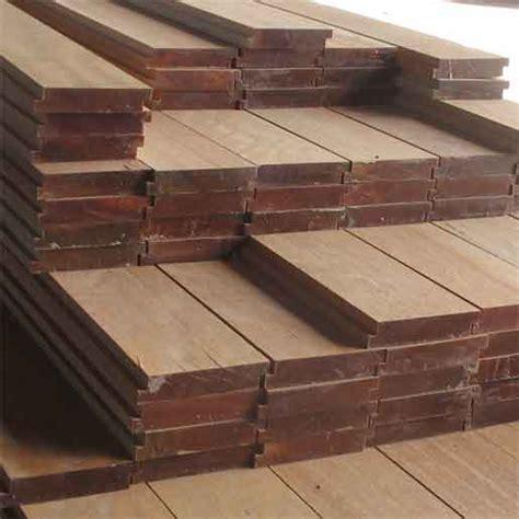 Hardwood Trailer Flooring trailerdecking is hardwood trailer flooring