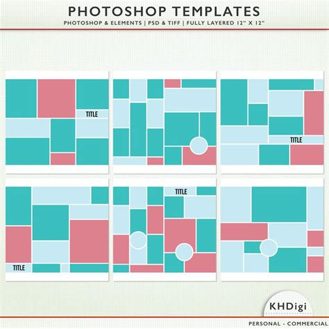 photoshop elements layout templates 239 best mygrafico printables templates images on