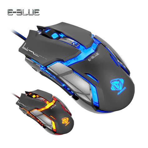 Mouse Gaming E Blue aliexpress buy e blue ems618 auroza im 4000dpi high