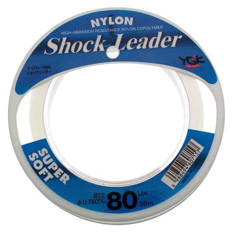 Senar Leader Ygk Shock Leader 170lb ygk shock leader