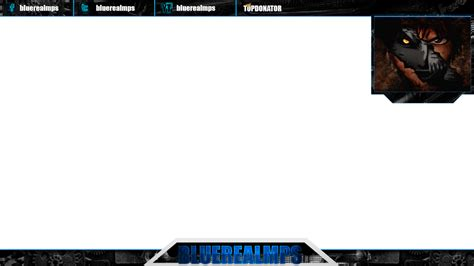 twitch gear overlay by wallylol on deviantart