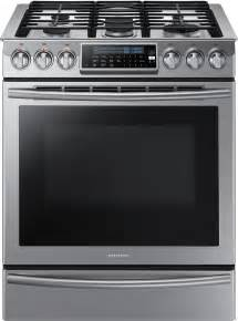 Bosch Downdraft Cooktop Samsung Nx58h9500ws 30 Quot Slide In Gas Range With 5 Sealed