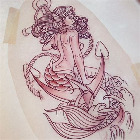 new school mermaid tattoo 37 neo mermaid tattoos collection