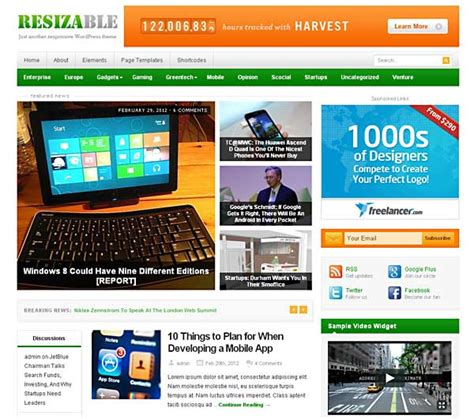 theme junkie responsive theme junkie themes review affordable wp theme provider