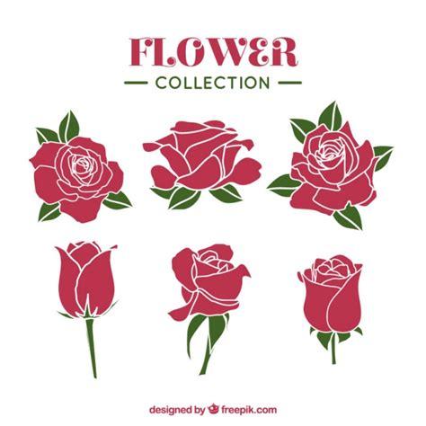 roses vectors   psd files
