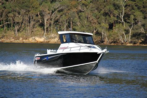 stacer boats review stacer 679 ocean ranger hard top review boatadvice