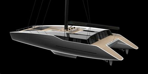 trimaran yacht builders onefifty yacht by michal gorzynski at coroflot