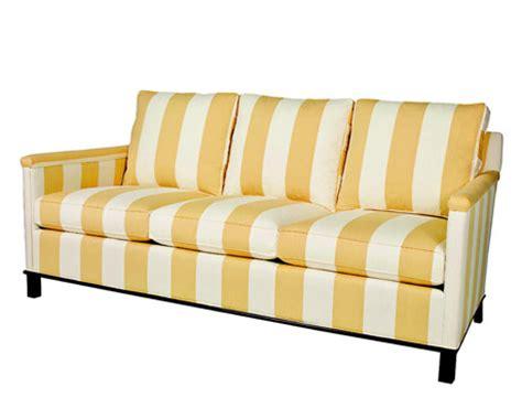 yellow patterned settee yellow decor