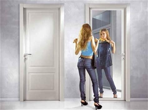 porta a specchio porte a specchio le porte a vetro