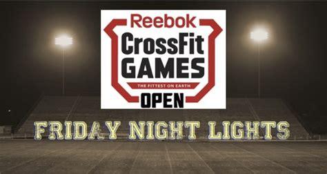 friday night lights pdf friday night lights 03 27 15 chino crossfit