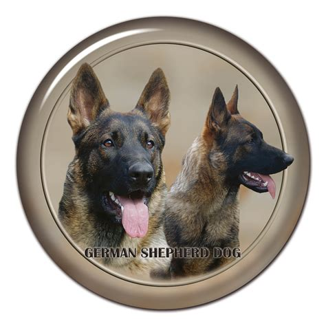 dogs 101 puppies 3d sticker german shepherd 101 c from alldogstickers breed stickers not