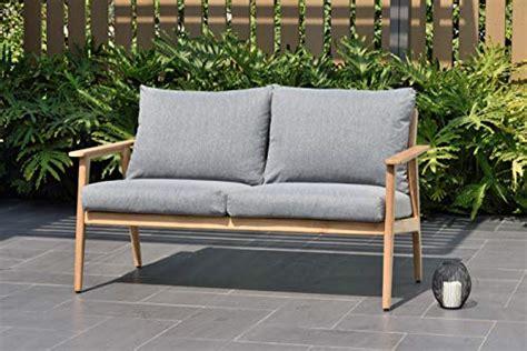amazonia bedford patio sofa durable outdoor  indoor