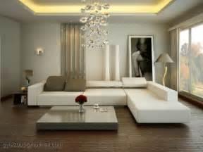 paint white modern living room