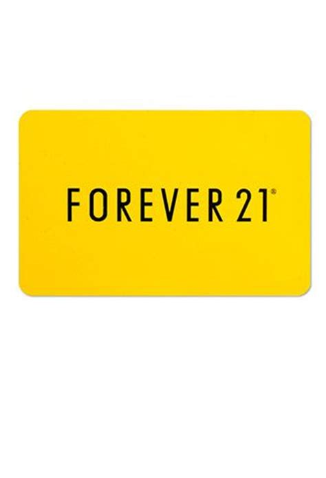 gift cards forever 21 and cards on pinterest