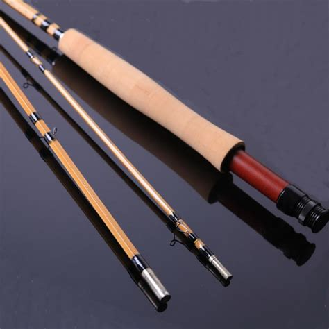 Handmade Bamboo Fly Rods - handmade fishing rods promotion shop for promotional