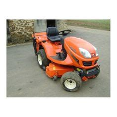 Kubota T1880 Lawn Garden Tractor Factory Service Repair