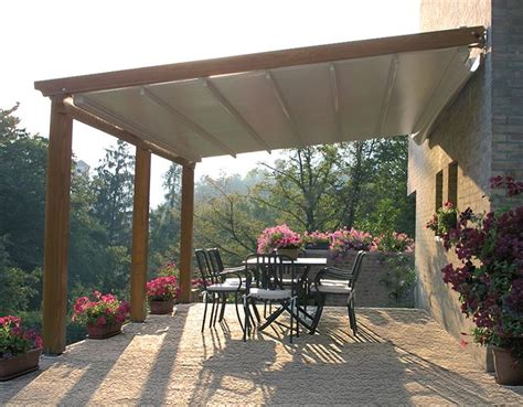 Wood Awnings For Decks by Awnings By Sunair Retractable Awnings Deck Awnings