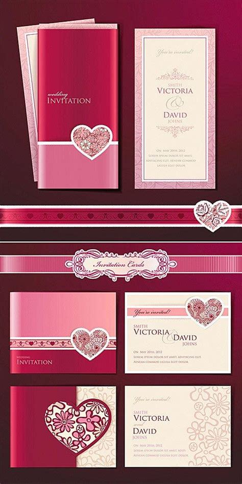 hindu wedding cards templates free 15 wedding card psd files free images indian
