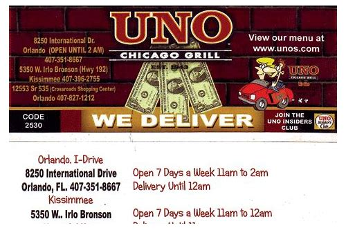 unos coupons october 2018