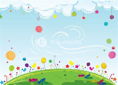 background design cartoon cartoon background vector illustration royalty free stock