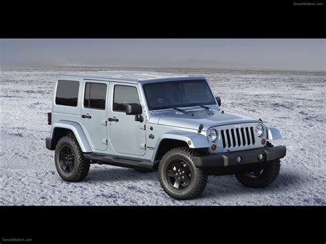 Jeep Wrangler Unlimited Diesel Jeep Wrangler Arctic 2012 Car Photo 05 Of 12