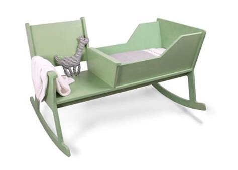 Rocking Chair Crib Combo by Rocking Chair Cradles Handmade