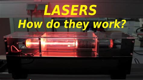 how does the lightsheer diode laser work how lasers work in practice smarter every day 33