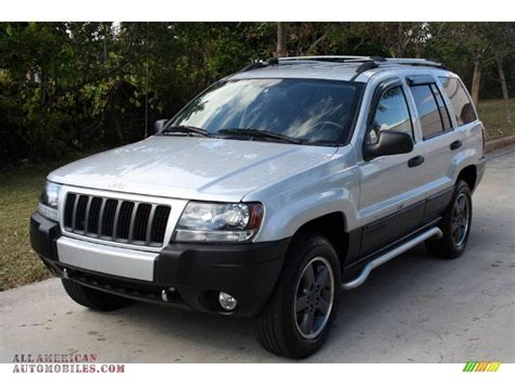silver jeep grand cherokee 2004 2004 jeep grand cherokee freedom edition 4x4 in bright