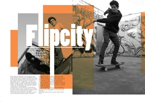 magazine layout now this is delicious fantabulous magazine double page spread skateboarding layouts my