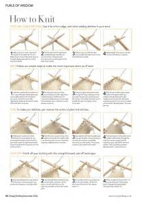how to cast off in knitting for beginners crochet and knit