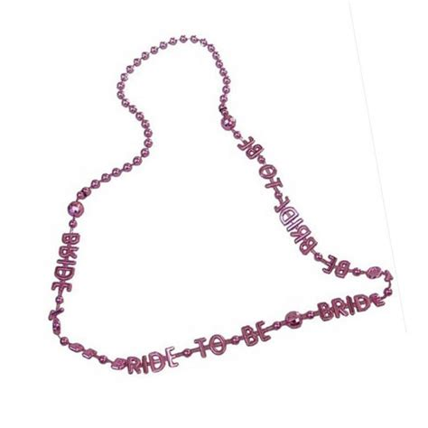 Best Seller Dress Pink Necklace Tmc pink to be necklace hens accessory