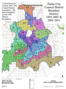 Dallas District Map by Similiar City Of Dallas District Map Keywords